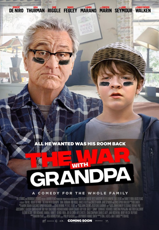 the war, grandpa, film, bioscoop, robert de niro
