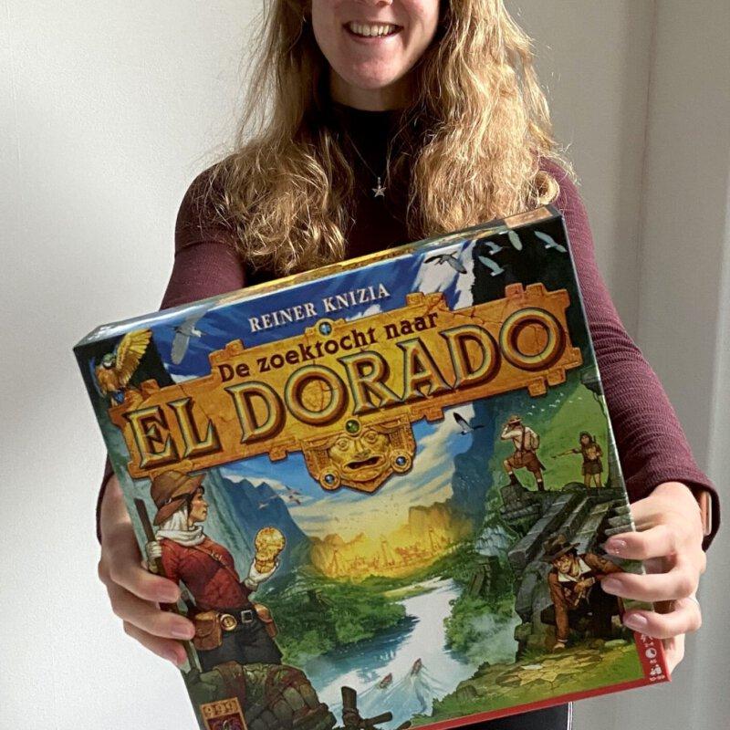 De zoektocht naar El Dorado – het bordspel
