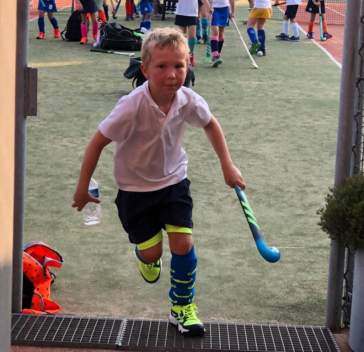 hockey, les, sportles, training, HC Diemen, Diemen