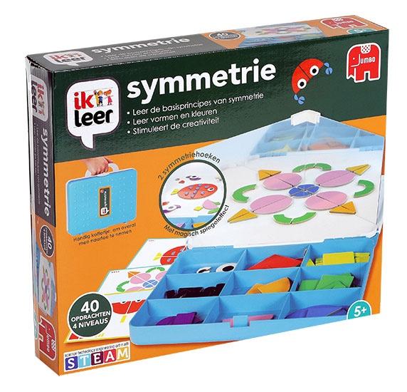 jumbo, ik leer symmetrie, speelgoed van het jaar