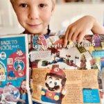 LEGO Avonturen met Mario starter set om avonturen met eigen figuren na te spelen