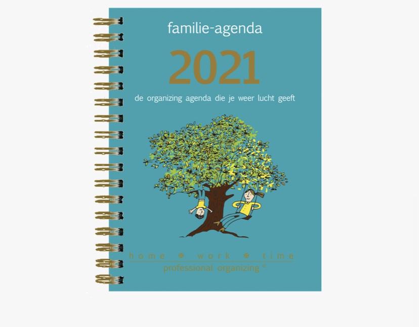 homeworktime, agenda, planner, lucht, familieplanner