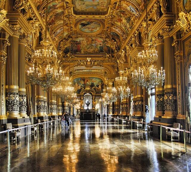 Opera garnier, Paris, weekendtrip tips, kinderen