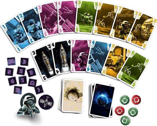 Het coöperatieve kaartspel De Crew