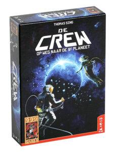 De Crew coöperatief kaartspel