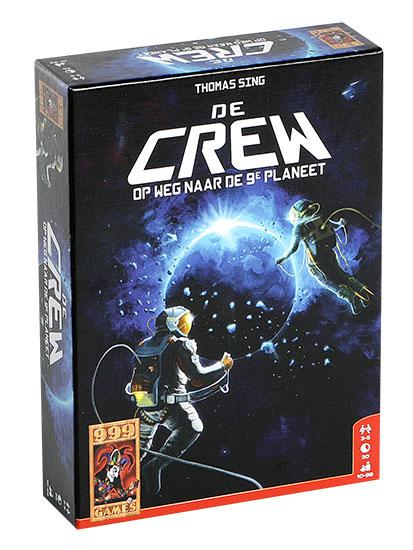 De Crew, voorkant