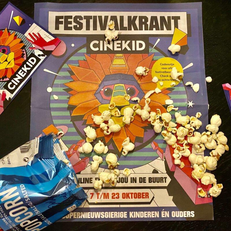 Cinekid lanceert het festival ook online met Cinekid Play