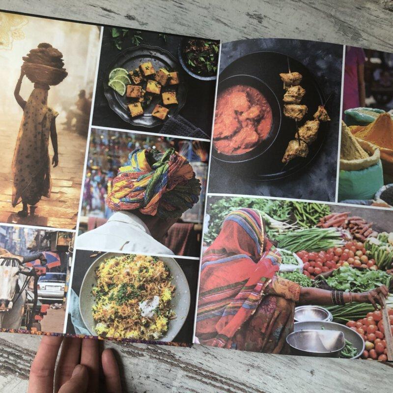 Ga mee op reis met het Indiase kookboek Thali en kook met al je zintuigen