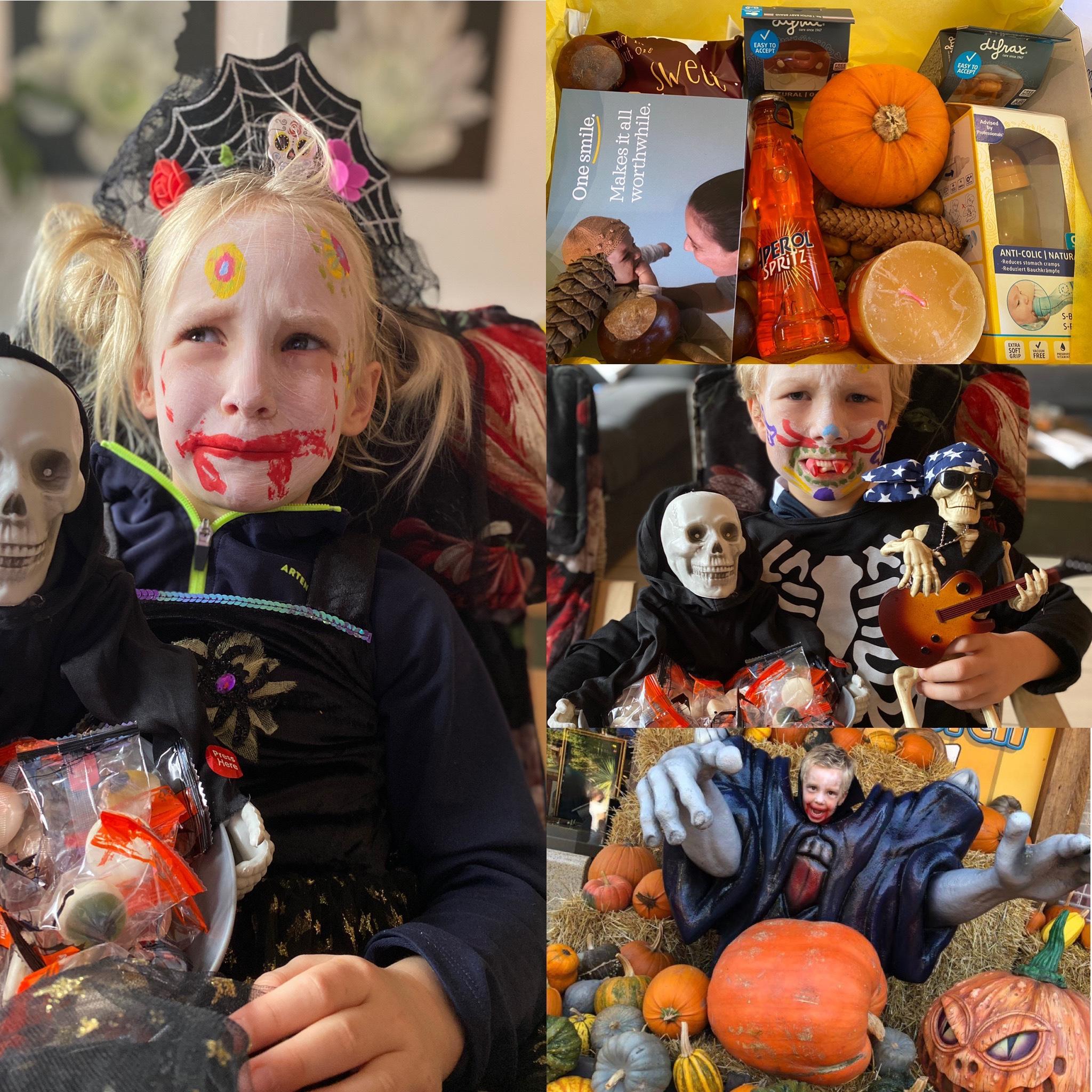 Halloween, pure collectie, Difrax