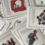Griezelen met de gitzwarte raadsels van Black Stories uni Edition