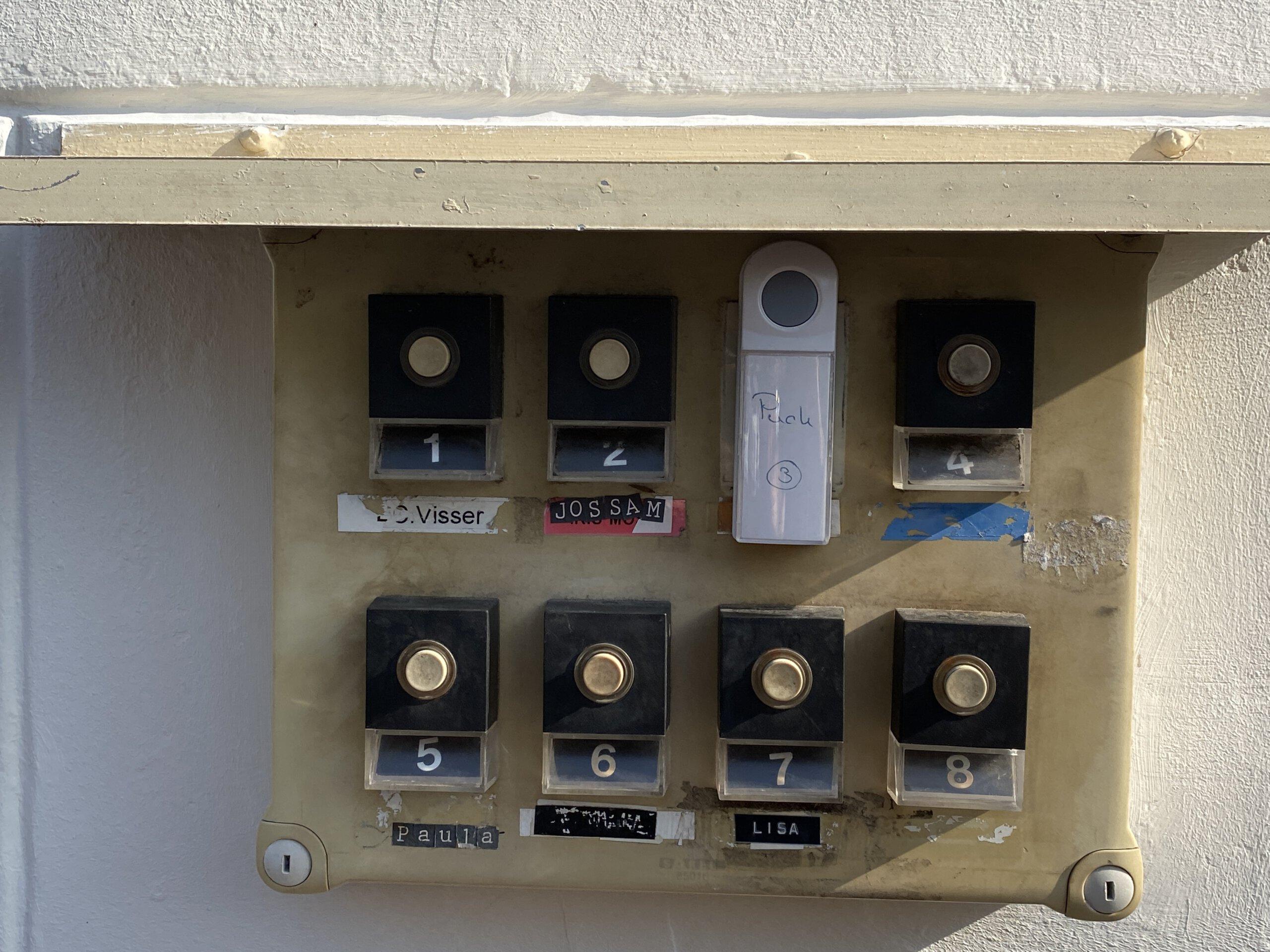 SecuFirst, Wifi deurbel, video deurbel