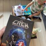 de crew, speelgoed van het jaar, verkiezing