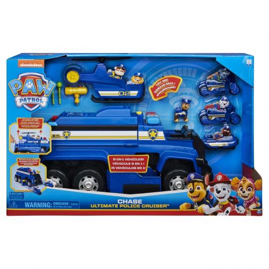 AW Patrol Ultimate Police Cruiser
