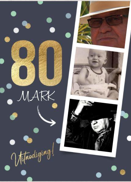 80 jaar, 80 , verjaardag, verassingsfeest, surprise party, cadeau tip