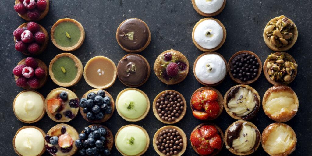 Petit gâteau, kleine taartjes, amsterdam, bakken, kookboek, tartelettes, parijs