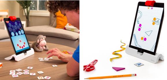 Educatief speelgoed voor iPad: Osmo Coding starter kit