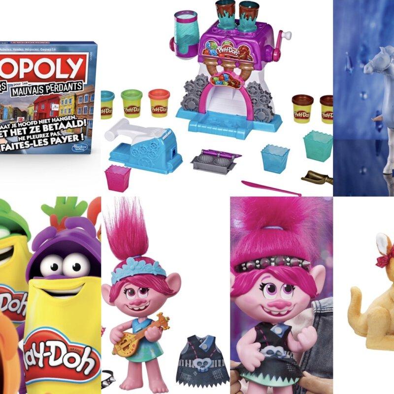 De 15 absolute Hasbro favorieten voor het Sinterklaas-verlanglijstje 2020