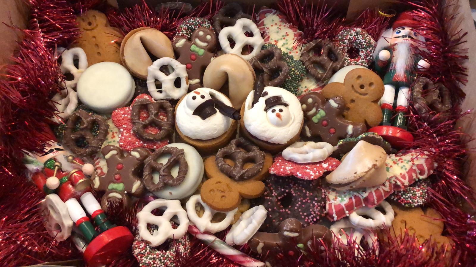 kerst toetjes, gerechten, inspiratie, kinder kerst
