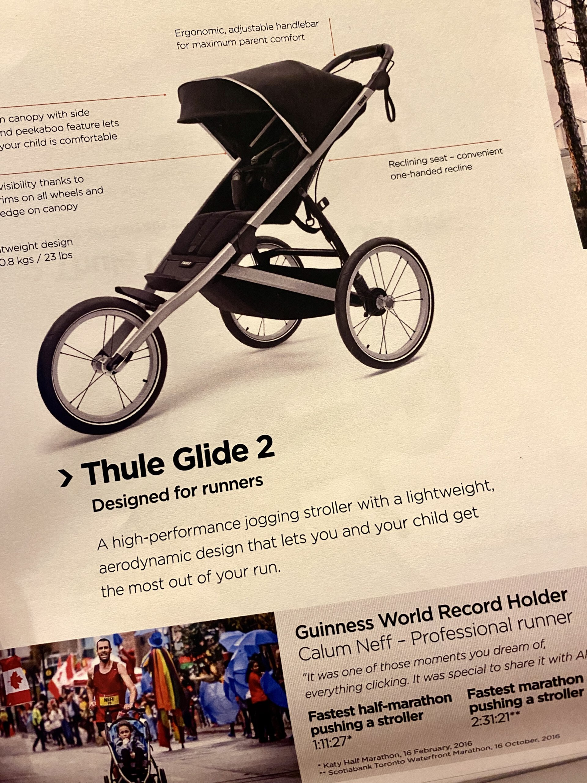 hardloop kinderwagen, babyjogger, kinderwagen, hardlopen, hardlopen met je baby, joggen met je kindje, thule uraan glide 2, thule glide 2