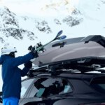 skibox, thule, dakkoffer, autobox, dakdrager, schoonmoederbox