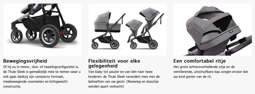 De beste kinderwagen, de beste keuze, kinderwagen, Thule, Thule kinderwagen ,de veiligste kinderwagen, Zweden, Scandinavisch design, prijswinnaar, kwaliteit, veiligheid, kinderwagen, stroller,