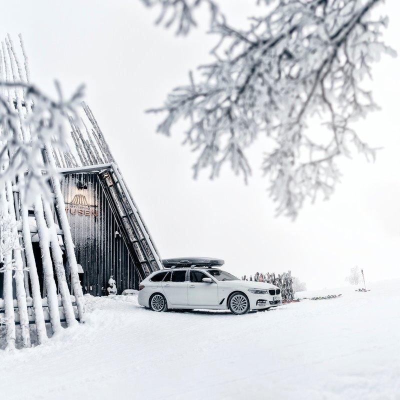 dakkoffer, skibox