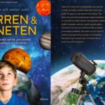 Word een sterrenkundige met het boek over 'sterren & planeten!'