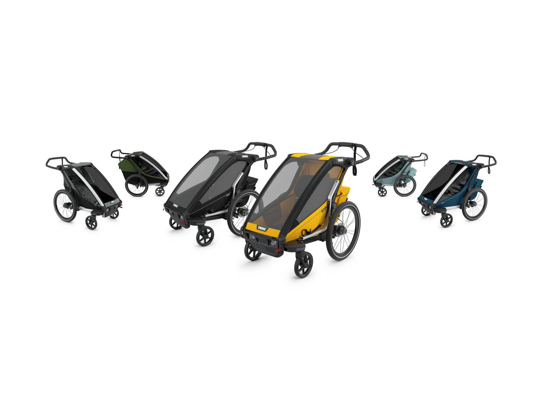 Thule Chariot Lite, Thule, kidnerkar, kinderkarren, kinderwagen, vervoer, veilig, kwaliteit