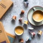 De koffiejongens, koffie, nespresso, nespresso machine, george clooney, duurzaam, koffie drinken, koffiecups