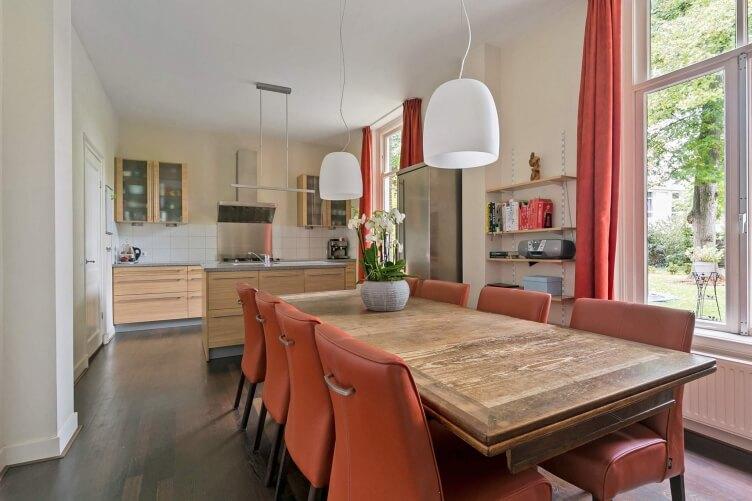 keuken, G.W.Molleruslaan 38, de parken, hermitage, l'hermitage, ermitage, rhone, wijn, apeldoorn, stadsvilla, rijksmonument