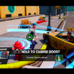 Taxi Chaos, video game, ps4, nintendo switch