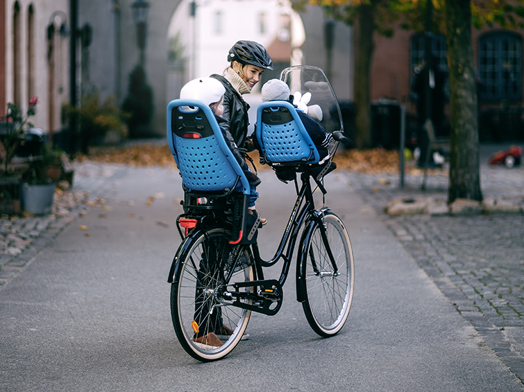 fietszitje, veiligheid, Thule, Thule Yepp next, Thule upride,fietsen