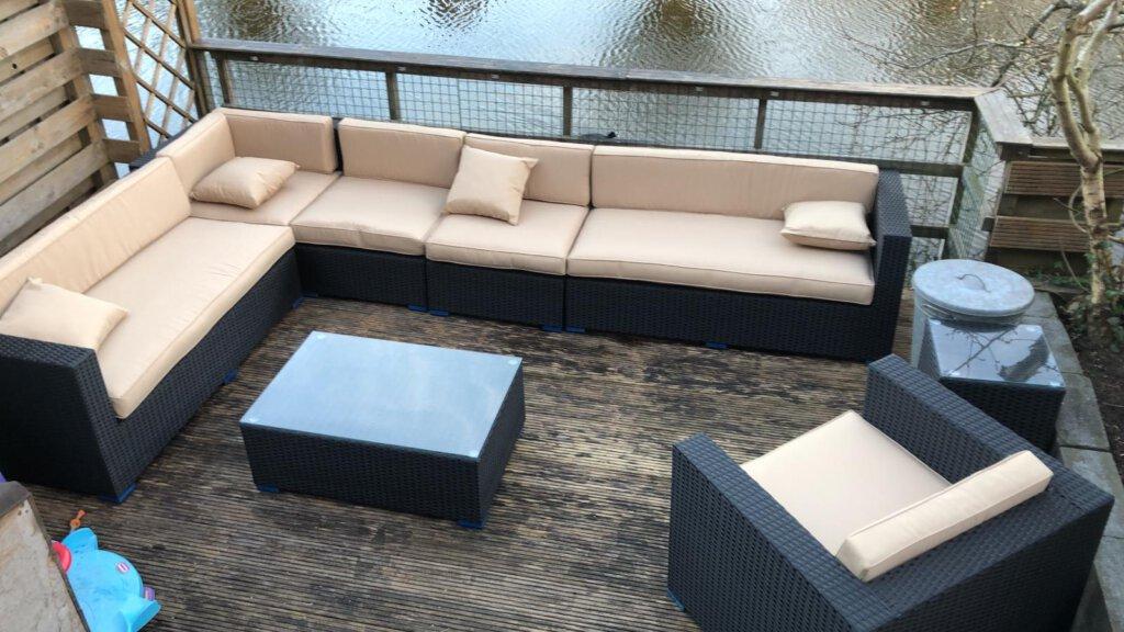 loungeset, tuinset, wicker, kwaliteit, voordelen, tips