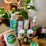 happy earth, deodorant, duurzaam, veilig, natuur