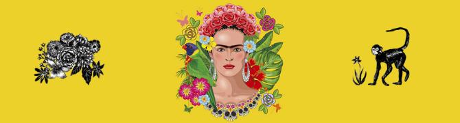 Frida, frida Kahlo, mexico, fiesta, wat zou Frida doen, kleurrijk, powervrouw