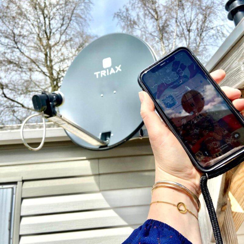 Het 5G netwerk is nabij en opent deuren