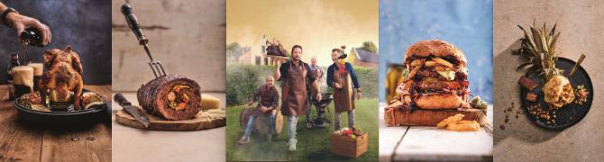 bbqstreet, bbq kookboek, kosmos, designmerk, Dutch design, outdooroven, buitenkeuken, bbq, weltevree, bbq, buitenoven