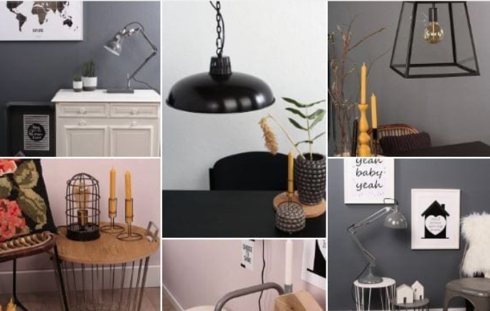 verlichting, lichtplan, plan, tafellamp, hanglampen