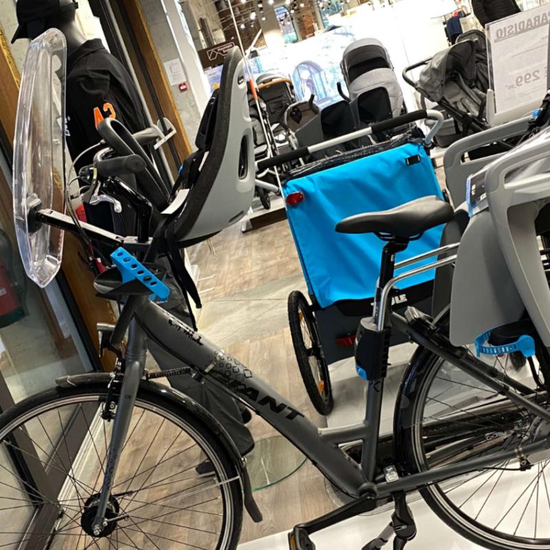Het beste fietszitje voor én achter – waar let je op bij de keuze?