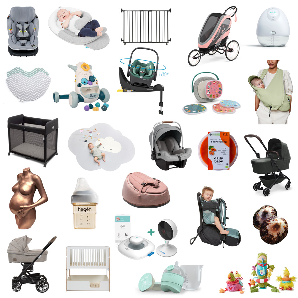 Baby Innovation Award 2021, nominatie, innovatief, babyproduct, must have