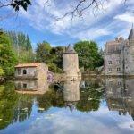 Chateau de la Preuille, weekend weg, nantes, le Dunjon, toren, kasteel verblijf, Frankrijk, origineel overnachten