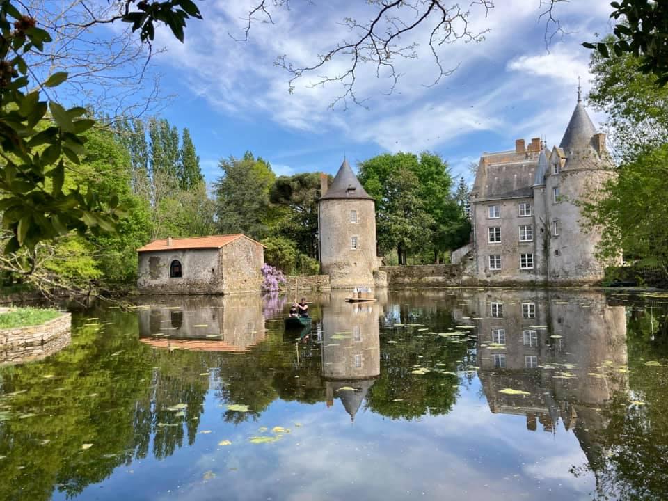 Nieuw verblijf bij Chateau de la Preuille: Le Donjon