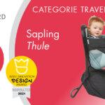 THULE SAPLING -Kinderdrager voor maximaal comfort tijdens elk avontuur