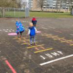 Basisschool De Ark uit Diemen genomineerd voor het ANWB Verkeersplein