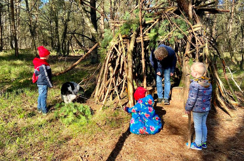 wolvenkinderen, outdoor, boek, avontuur, wolfpack, buiten spelen