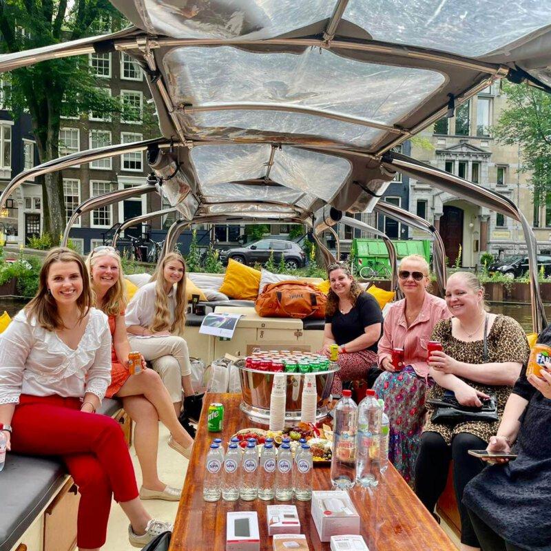 Blogboot met als thema LIFE & LIVING – deze 7 merken ontdekten we