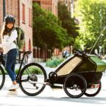fietskar, chariot, de beste fietskar, trailer