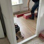Nieuw huis, nieuwe pvc vloer en nu pakken we het goed aan!