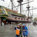 scheepvaartmuseum, amsterdam, Scheepvaartsmuseum, herfst kerstvakantie, kindermuseum